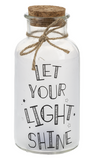 Light-Up Twinkle Jar