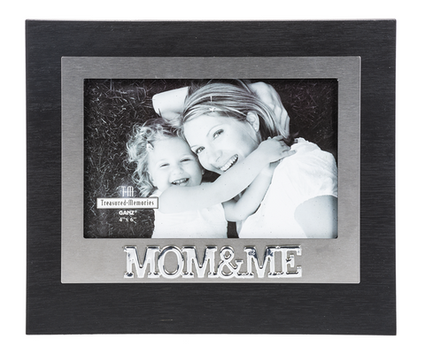 Treasured Memories Picture Frame, Mom & Me