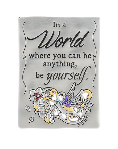 "Mini Magnet, ""...Be Yourself"""