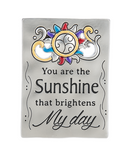 "Mini Magnet, ""You Are the Sunshine..."""
