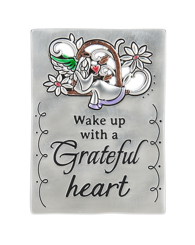 Mini Magnet, Grateful Heart