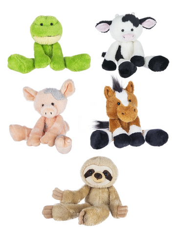 Woolys Stuffed Animals, 11""