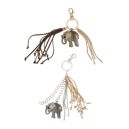 Lucky Elephant Key Chain/Purse Charm