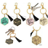 "Key Chains - ""Glitter"" Collection"
