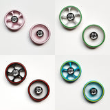 Wheel Fidget Spinners, Avail in Different Colors