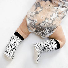 Dotty Organic Leg Warmers