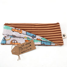 2-4y Join the Convoy Reversible Loop Scarf