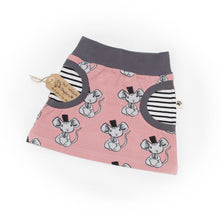 Fancy Mouse Organic Pocket Skirt