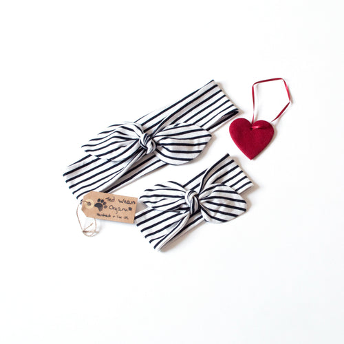 Mummy & Me Organic Headband Set