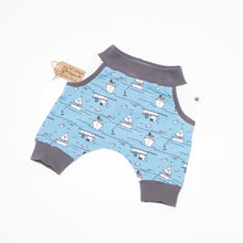 Over the Sea Organic Shorts