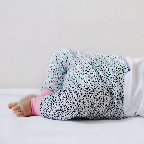 Dotty Organic Harem Pants