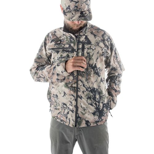 SIXSITE Gunnison performance hunting jacket's unique designed features make it a top pick for early-season hunting