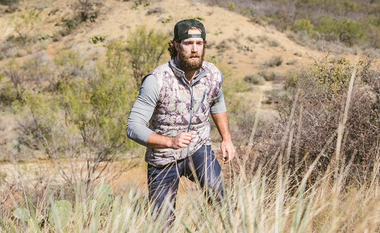 SIXSITE Cimarron Base Layer long sleeve shirt is a great layering hunting piece