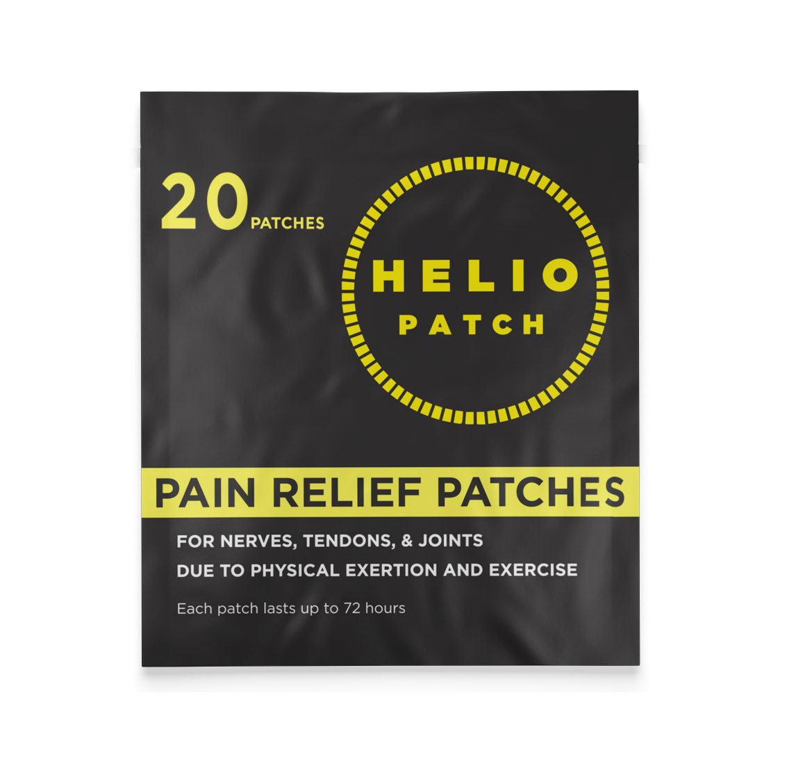 Heliopatch - Box of 20 Patches