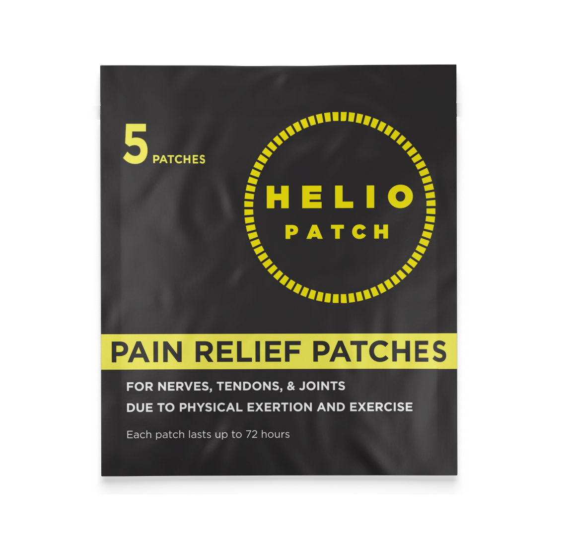 Heliopatch - Box of 5 Patches