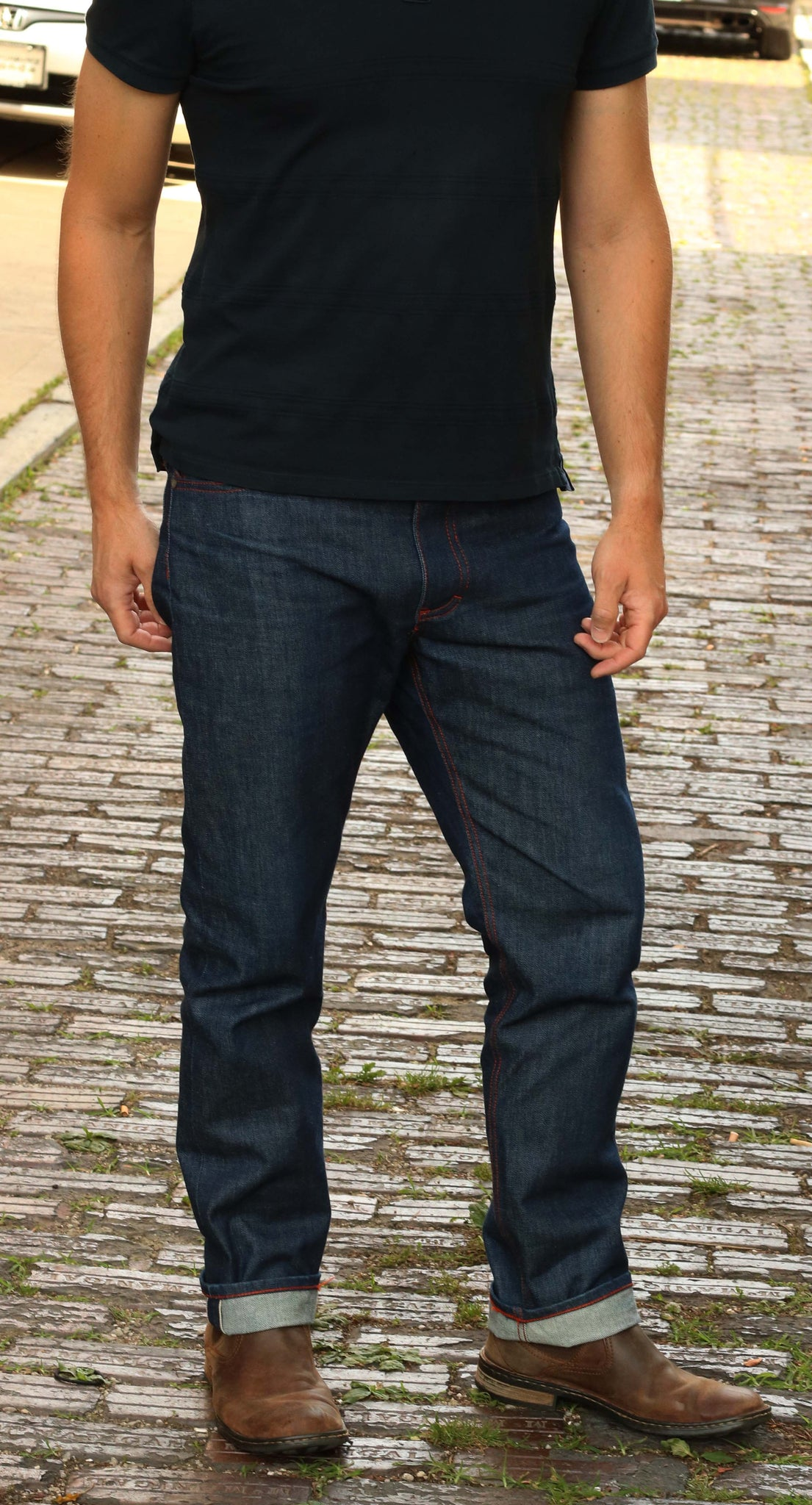 Cone 1968 selvedge denim
