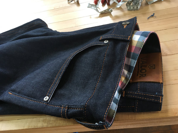 Custom Selvedge Denim