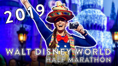 RUNNING THE 2019 WALT DISNEY WORLD HALF MARATHON