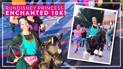 2020 PRINCESS 10K RACE VLOG
