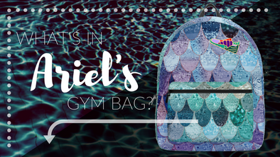 WHAT'S IN ARIEL'S GYM BAG?
