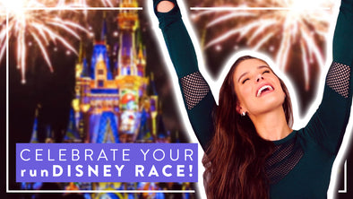 CELEBRATE YOUR RUNDISNEY RACE!