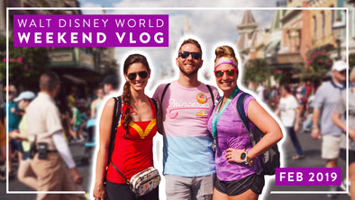 WALT DISNEY WORLD - FEB 2019 VLOG