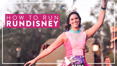 HOW TO RUN A RUNDISNEY RACE