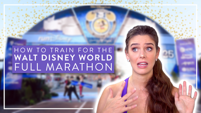 HOW TO TRAIN FOR THE WDW FULL MARATHON