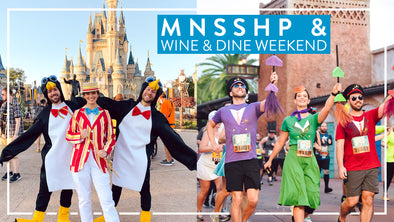 MNSSHP AND WINE & DINE RACE WEEKEND