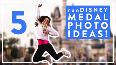 runDISNEY PICTURES TO TAKE WITH YOUR MEDAL