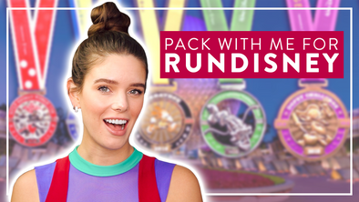 HOW TO PACK FOR A RUNDISNEY RACE WEEKEND