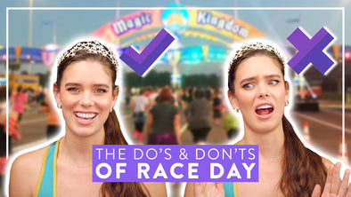 RUNNING & RACE DAY ETIQUETTE