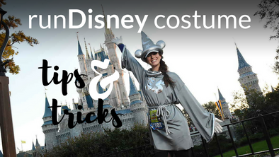 runDisney Costume Tips & Tricks