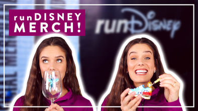 FAVORITE runDISNEY MERCHANDISE ITEMS