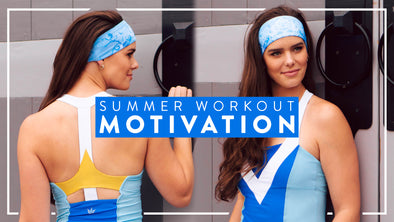 GET MOTIVATED TO WORKOUT!