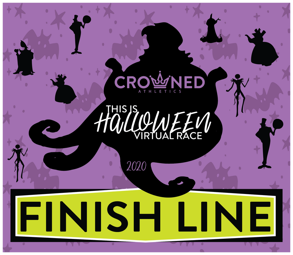 Halloween Race Finish