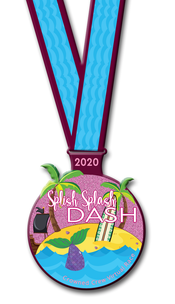 splish splash dash medal
