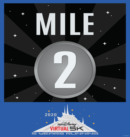 Space Mountain Mile 2