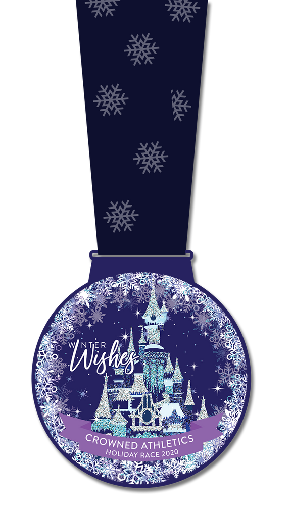 winter wishes medal