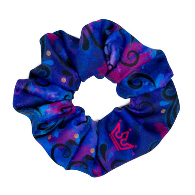 Snow Sister Princess Athletic Scrunchie - Crowned Athletics