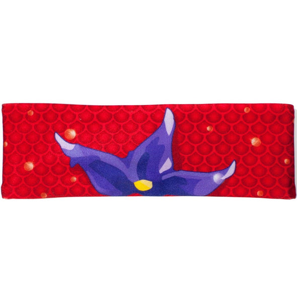 Mermaid Tale Princess Athletic Headband - Crowned Athletics