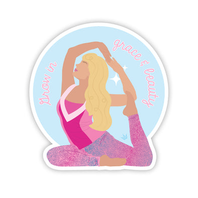 Beauty Sleep Princess Sticker
