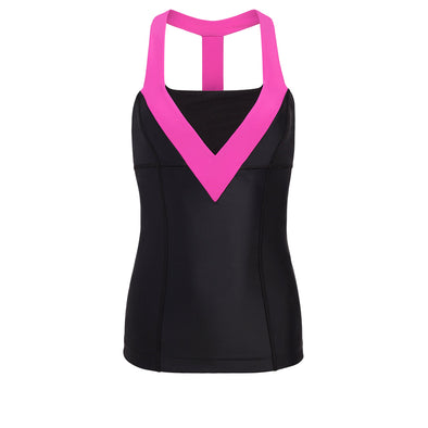 Endless Sleep Princess Athletic Tank Top - Dark Aurora - Crowned Athletics