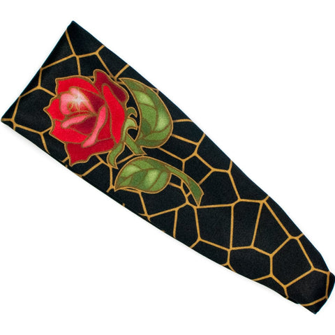 Disenchanted Rose Princess Athletic Headband