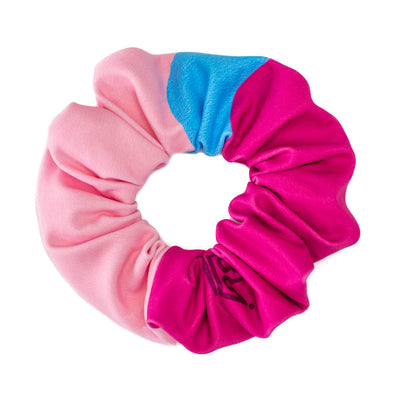 Bubblegum Wall Athletic Scrunchie