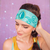 Arabian Nights Princess Athletic Headband