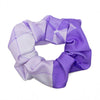 Galactic Purple Wall Athletic Scrunchie - Crowned Athletics