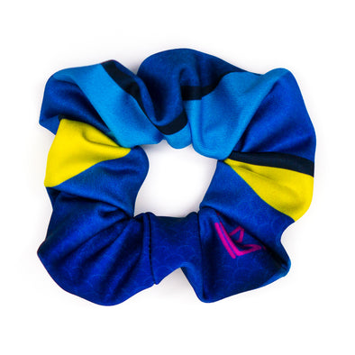 Forgetful Fish Athletic Scrunchie - Crowned Athletics