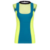 Stepsister Villain Blue Athletic Tank Top