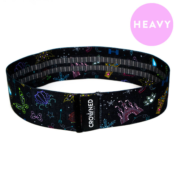 Fitness Princess Glute Workout Band - Heavy